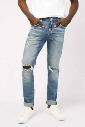 A Gold E Blade Skinny Jean