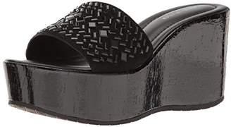 Donald J Pliner Women's Cloesp Platform Dress Sandal