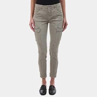 J Brand Mid-Rise Houlihan Cargo Skinny Jean