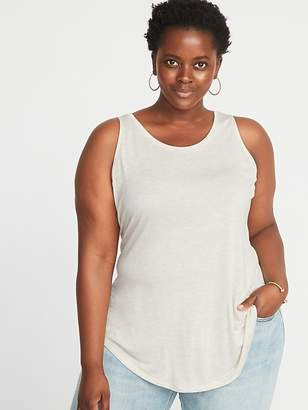 Old Navy Luxe Plus-Size Swing Tank