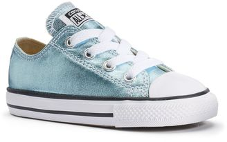 Toddler Converse Chuck Taylor All Star Metallic Shoes $35 thestylecure.com