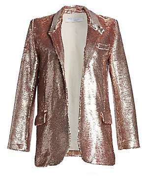 04db019d96e0 Womens Light Pink Blazer - ShopStyle