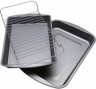 OvenStuff Bake, Broil and Roasting Pan Set