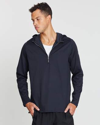 Under Armour Recovery Travel 1/2 Zip Hoodie