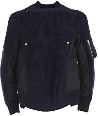 Sacai Ribbed Jacket