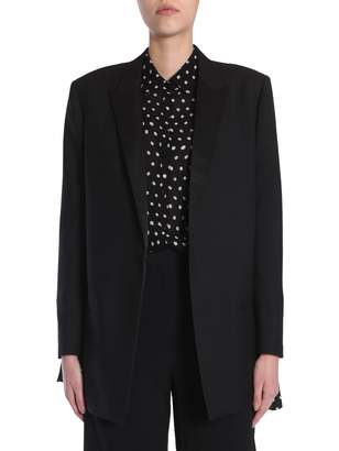Saint Laurent Long Tuxedo Jacket
