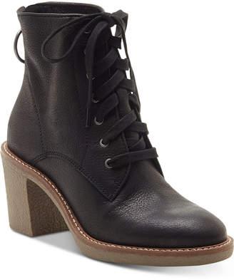 Lucky Brand Borelis Booties Women's Shoes