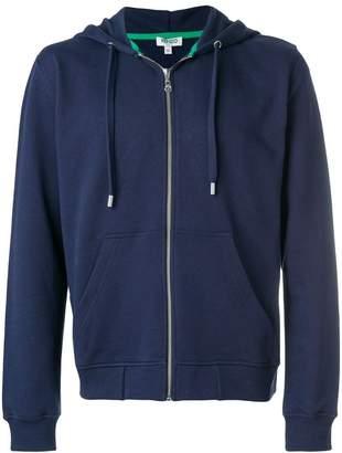 Kenzo Tiger zipped hoodie