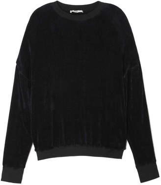 Tibi Chenille Easy Sweatshirt
