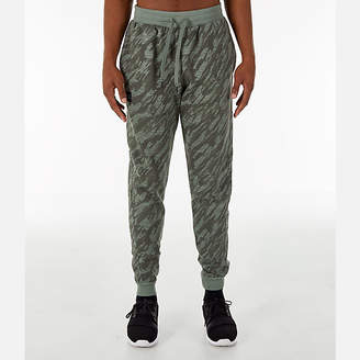 Under Armour Men's Rival Fleece Camo Jogger Pants