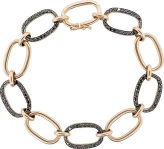 Black Diamond SYLVA & CIE Oval Link Bracelet