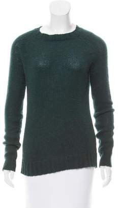Balmain Wool Crew Neck Sweater