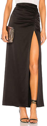 Alice + Olivia Diana Ruched Skirt