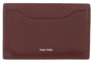 Tom Ford Leather Card Case