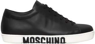 Moschino (モスキーノ) - MOSCHINO 20MM レザースニーカー