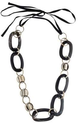 Marni Horn Link Necklace