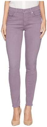 7 For All Mankind Ankle Skinny in Violet Sky Sandwashed Twill Women's Jeans