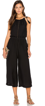 Seafolly Halter Neck Jumpsuit $194 thestylecure.com