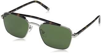 Calvin Klein Men's Ck1221s Navigator Sunglasses Aviator