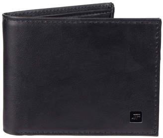 Jf J.Ferrar Mens Slim Fold Wallet
