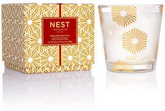 NEST Fragrances Birchwood Pine 3-Wick Scented Candle, 21 oz./ 600 g