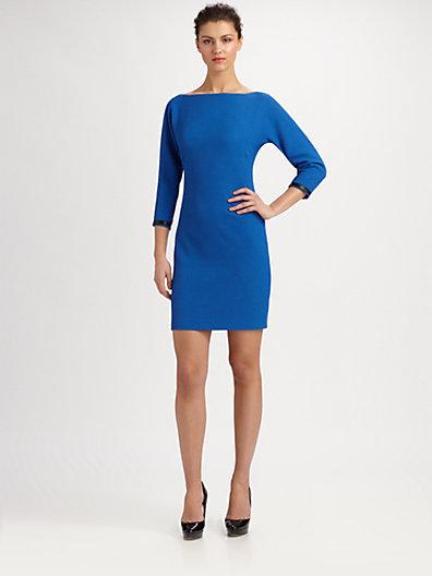 Rachel Roy Dolman-Sleeve Dress