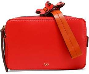 Anya Hindmarch Stack Color-Block Leather Clutch