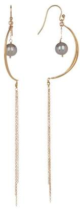 Chan Luu 18K Gold Vermeil Freshwater Pearl Earrings