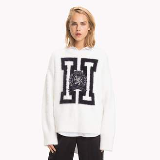 Tommy Hilfiger Tommy Icons Crest Sweater