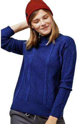 United By Blue United by Blue Bray Fisherman Sweater - Women's