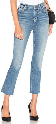 7 For All Mankind Edie Straight Leg.