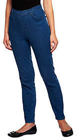 Denim & Co. Regular Classic WaistStretch Jegging