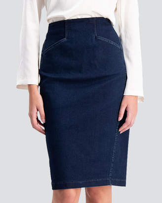 e1fecc2bf Cotton Spandex Pencil Skirt - ShopStyle Australia