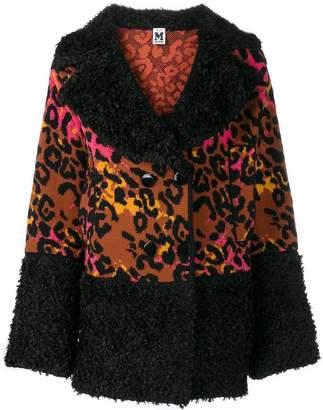 M Missoni leopard cardigan