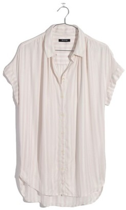 Women's Madewell Central Shirt $69.50 thestylecure.com