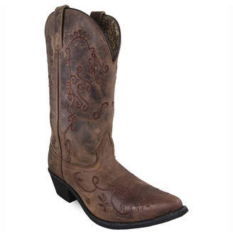 SMOKY MOUNTAIN Smoky Mountain Womens Cowboy Boots Wide Width