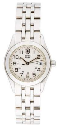 Victorinox Classic Alliance Watch silver Classic Alliance Watch