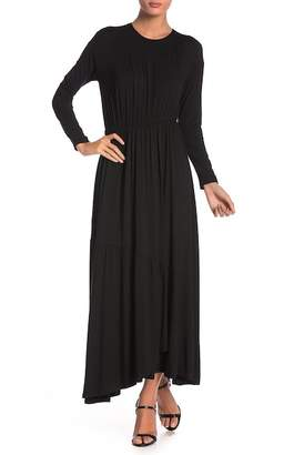 Couture Go Tiered Maxi Dress