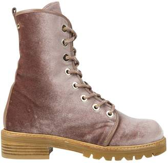 Stuart Weitzman Cloth boots