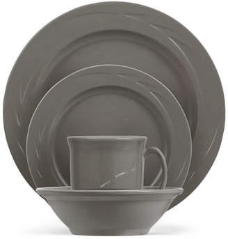 Thermoserv 16-Piece Melamine Dinnerware Set, Chef's Collection