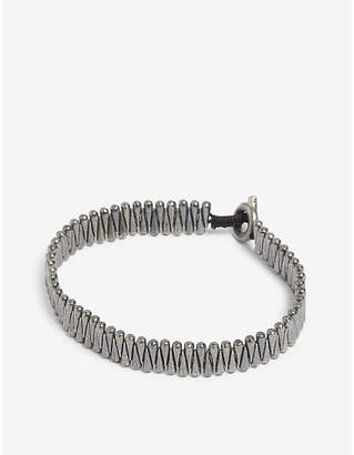M. Cohen Cone sterling silver small braclet