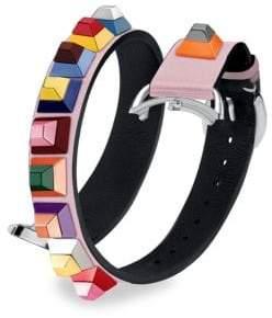 Fendi Selleria Studded Watch Strap