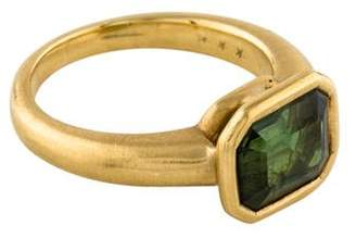 H.Stern 18K Tourmaline & Diamond Ring