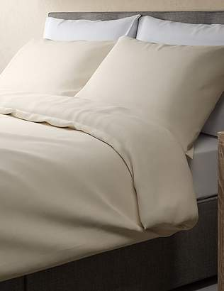 Marks and Spencer Comfortably Cool Cotton & Tencel® Blend Duvet Cover