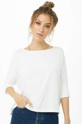 Forever 21 Dolman-Sleeve Top