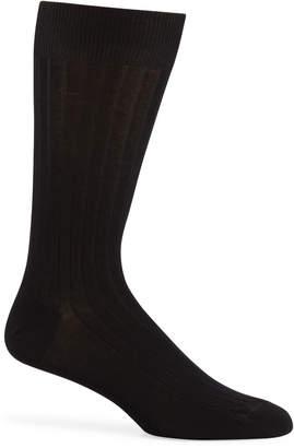 Neiman Marcus Men's 3-Pack Cotton Dress Socks