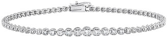 Diana M Fine Jewelry 14K 1.00 Ct. Tw. Diamond Bracelet