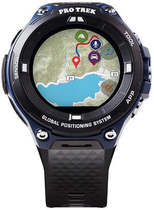 Casio Pro Trek Indigo Blue GPS Smartwatch-Wsd-F20a-Buaau