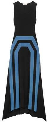 Tory Burch Printed Stretch-jersey Maxi Dress