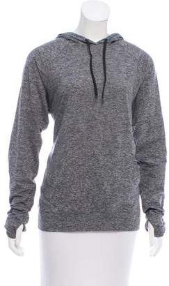 Outdoor Voices Hooded Long Sleeve Top
